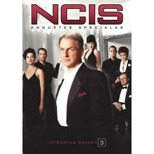 NCIS (Navy CIS) - Season / Staffel 3 Komplett (Deutsch)  DVD  NEU  OVP
