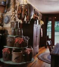 The Country Kitchen ~ Antique/Primitive Decor ~ Everyones Favorite Room