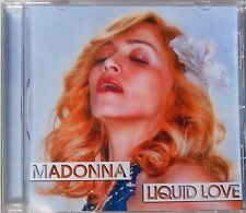 MADONNA * LIQUID LOVE * US 10 TRK CD * HTF! * DAVID GUETTA * MUSIC ERA