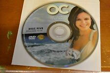 The OC Third Season 3 Disc 5 Replacement DVD Disc Only ******