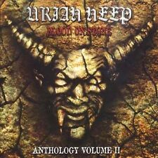 URIAH HEEP - Blood On Stone: Anthology Vol II CD, 2001, Castle UK 06076 81106-2