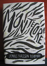 Montecore   a novel by Jonas Hassen Khemiri 2011 HCDC   First Amer Edition