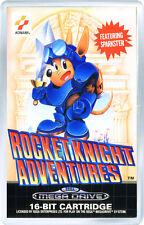 ROCKET KNIGHT ADVENTURES SEGA MEGA DRIVE GENESIS FRIDGE MAGNET IMAN NEVERA