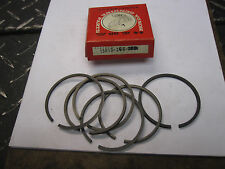 FACTORY OEM HONDA 13010-266-000 C77 1364 PISTON RING SET NOS