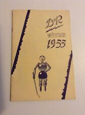 1955 DR Winter Sports Equipment catologue -French version- (great condition)