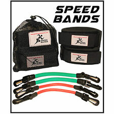 NEW Best Quality  Speed Bands for Resistance Band Speed Training and Exercise