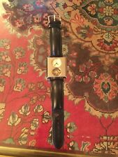 Rare Minorva tourbillon mens wrist watch