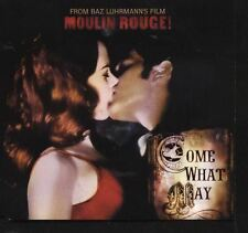 COME WHAT MAY Moulin Rouge NICOLE KIDMAN RARE AUS CD Single