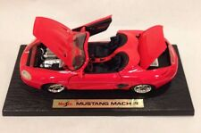 1994 Maisto Mustang Mach III Special Edition 1:18 Scale