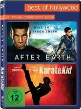 After Earth / Karate Kid DVD NEU + OVP