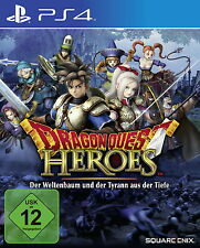 Playstation 4 Spiel: Dragon Quest Heroes PS-4 Neu & Ovp