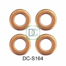 Ford Focus II 1.8 TDCi Siemens Diesel Injector Washers Seals Pack of 4