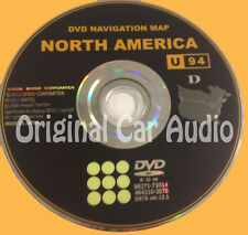 Toyota Lexus Navigation Map DVD Disc 86271-73014 DATA Version 12.1 U94