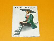 CHROMO CHOCOLATS COOP 1932 COSTUMES JEUNE Marié DOUARNENEZ BRETAGNE BREIZH