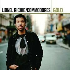 "LIONEL RICHIE/THE COMMODORES ""GOLD"" 2 CD NEW+"