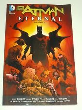 Batman Eternal Vol 3 by Scott Snyder DC Comics (Paperback, 2015)  9781401257521
