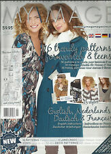 MY IMAGE MAGAZINE,  AUTUMN / WINTER, 2012 /2013 ( 16 TRENDY PATTERNS FOR WOMEN &