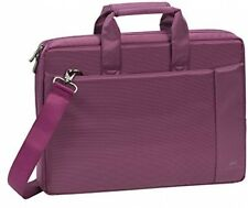15 Laptop Case Bag 15.6 inch Padded Purple Notebook Shoulder Sleeve Rivacase New