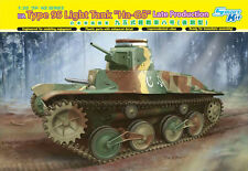 "1/35 Japanese Army ""Ha-Go"" Type 95 IJA Light Tank ~ Dragon DML #6770"