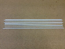 General Purpose Flux Coated Brazing Rods 2.4mm x 300mm x 16