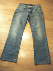 LUCKY BRAND DUNGAREES RIDER FIT RELAXED STRETCH DENIM BOOTCUT JEANS SIZE 6/28