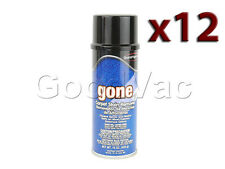 Gibe Carpet Spot Stain Remover Aerosol Case of 12 Cans Cleans Urine, Coffee, Ink