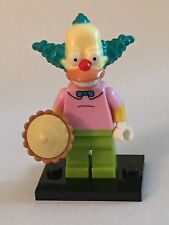 The Simpsons Lego Series 1 Minifigures Krusty the Clown Combine Shipping to Save