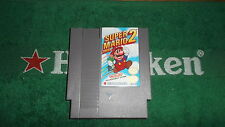 NES NINTENTO RETROGAMES  SUPER MARIO BROS 2 RARO VERSIONE ITA MADE IN JAPAN GIG