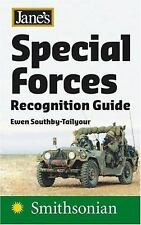 Jane's Special Forces Recognition Guide, Southby-Tailyour, Ewen, Good Book