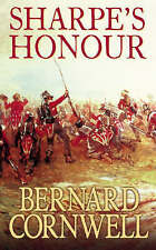 Sharpe's Honour The Vitoria Campaign BRAND NEW BOOK  Bernard Cornwell (Paperback