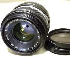 Olympus 50mm f1.8 OM Lens Adapted to M4/3 mount Panasonic cameras GH2 GH4 GH5
