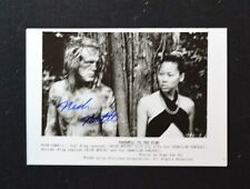 Nick Nolte Authentic Autograph 5 1/4 x 8 Movie Still from Farewell To The King