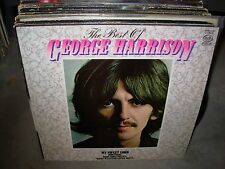 GEORGE HARRISON / BEATLES best of ( rock ) - uk -
