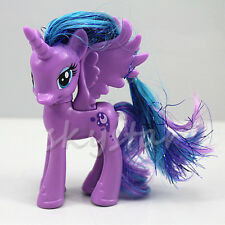 My Little Pony Friendship Princess Luna Purple 12CM Action Figure Toys Gift