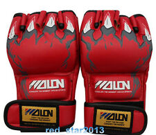 Sporting Training Hit Sandbag/Fight /boxing/Takewondo MMA Gloves Mittens Mitts