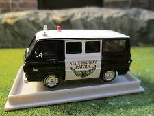 Brekina(HO 1:87) 1964 Dodge A100 Van (State Highway Patrol)  #34310
