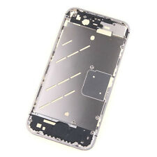 Silver Bezel Middle Frame Middle Chassis Housing Plate Board for iPhone 4S 4GS