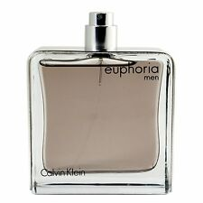 EUPHORIA for Men by Calvin Klein Cologne 3.4 oz New tester