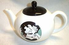 Betty Boop Ceramic Teapot by Tropico 1992 New