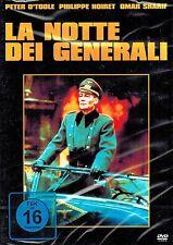 DVD NEU/OVP - Die Nacht der Generäle - Peter O'Toole & Omar Sharif