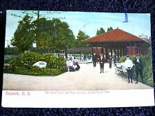 1907 The Sand Court and Play Grounds in Newark, NJ New Jersey PC