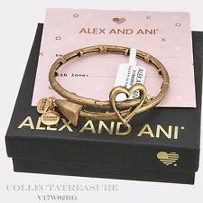 Authentic Alex and Ani Cupid's Arrow Wrap Rafaelian Gold Wrap