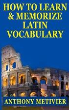 How to Learn and Memorize Latin Vocabulary Using a Memory Palace by Anthony...