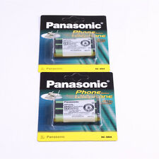 2PCS Panasonic HHR-P104 Phone Battery 830mAh HHRP104