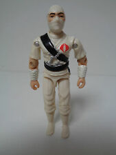 Gi Joe Figure STORM SHADOW V1 1984 L28