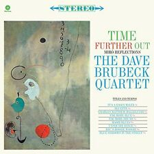 Time Further Out - Dave Brubeck (2014, Vinyl NEUF)