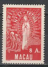 MACAU 1949 FATIMA 8A