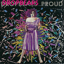 "RARE! DROPBEARS, PROUD/LUCKY COUNTRY, AUS PIC SL. 7""45rpm, M-"