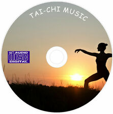 TAI CHI MUSIC CD FOR RELAXATION INSPIRATION MEDITATION PEACE & TRANQUILITY ZEN