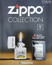 Zippo Collection Nr.9 Sturmfeuerzeug New York (1967)   Neu